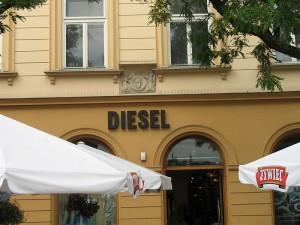 Obchod Diesel