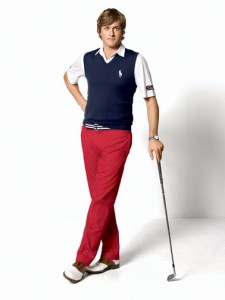 Ralph Lauren golf