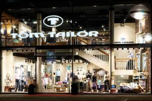 Predajňa Tom Tailor