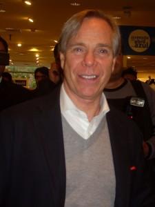 Dizajnér Tommy Hilfiger v roku 2010