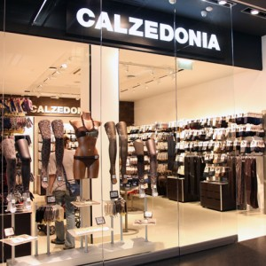 Calzedonia predajňa