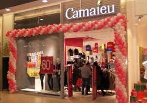 Camaïeu predajňa