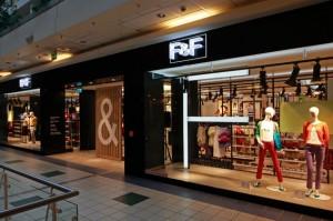F&F predajňa