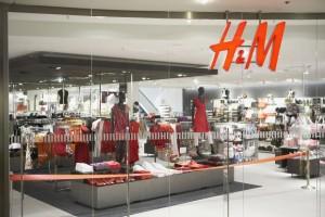 H&M predajňa
