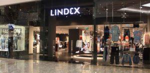 Lindex predajňa