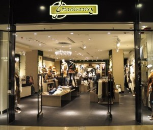 Stradivarius predajňa