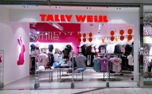 Tally Weijl predajňa