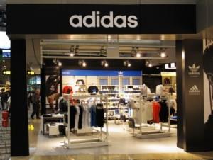 Adidas obchod