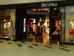 predajňa Bershka