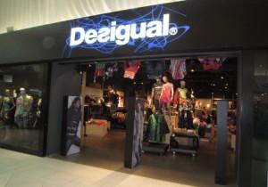 predajňa Desigual