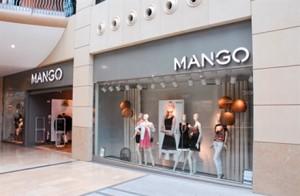 predajňa Mango