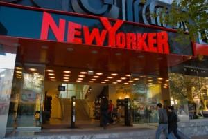 Newyorker predajňa