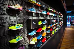 predajňa Nike