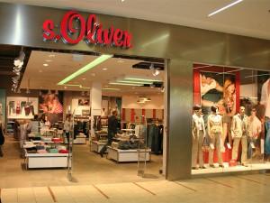 s.oliver predajňa