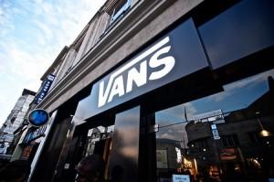 predajňa Vans
