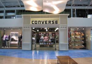 Converse predajňa